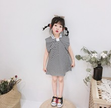 1-4 years girls plaid dresses ins hot baby girl clothes kids dresses for girls toddler christmas dress vestidos para