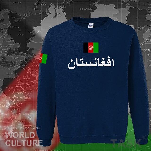 Afghanistan Afghan hoodies men sweatshirt sweat new hip hop streetwear tracksuit nation footballer sporting AFG Islam Pashto 2