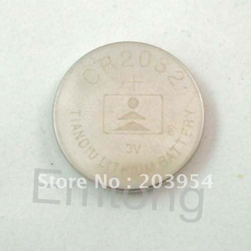 wholesale hot sale 2012 New 20pcs/lot CR2032 3V Lithium Cell Button Coin Battery For PC Watch DC motherboard FREE SHIPPING E029
