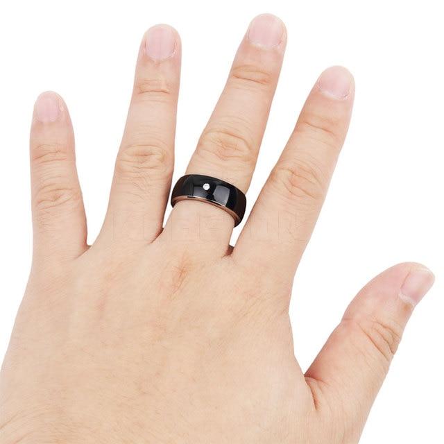 Kebidumei MJ02 Smart Ring Wear Jakcom R3 R3F NFC Magic For iphone Samsung HTC Sony LG IOS Android Windows NFC Mobile Phone 5