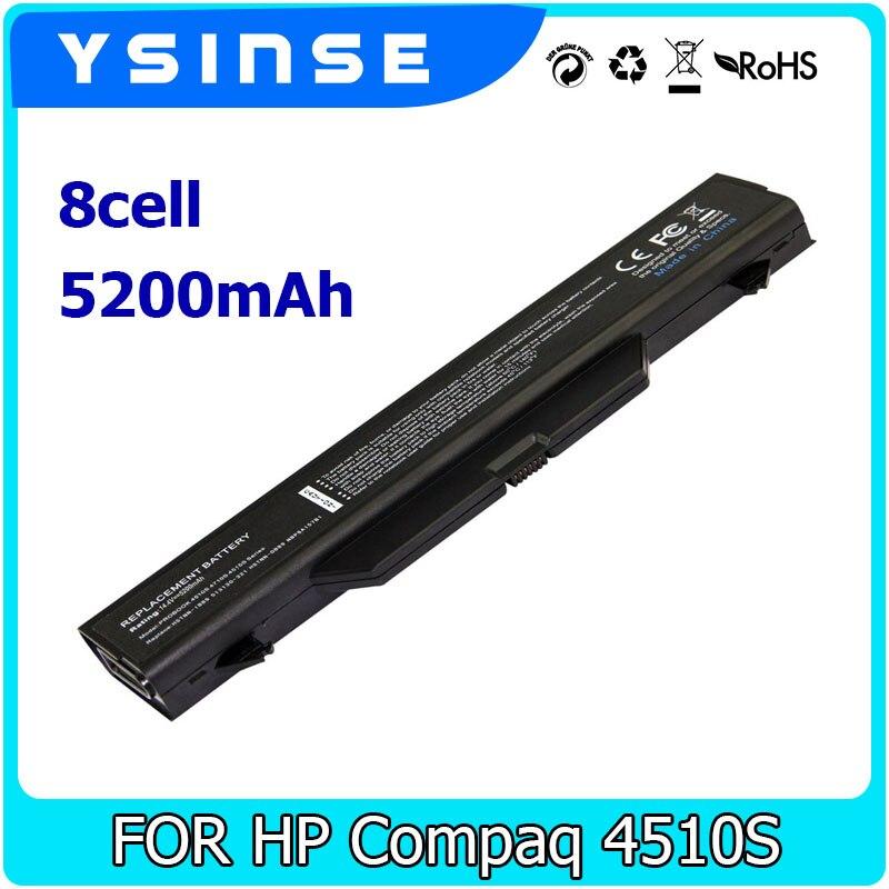 Batterie d'ordinateur portable Pour HP ProBook 4510 4510 s 4710 s 4710 4515 s HSTNN-IB89-1B1D HSTNN-OB89 513129-361 4510 s/CT 4710 s/CT 4515 s/CT