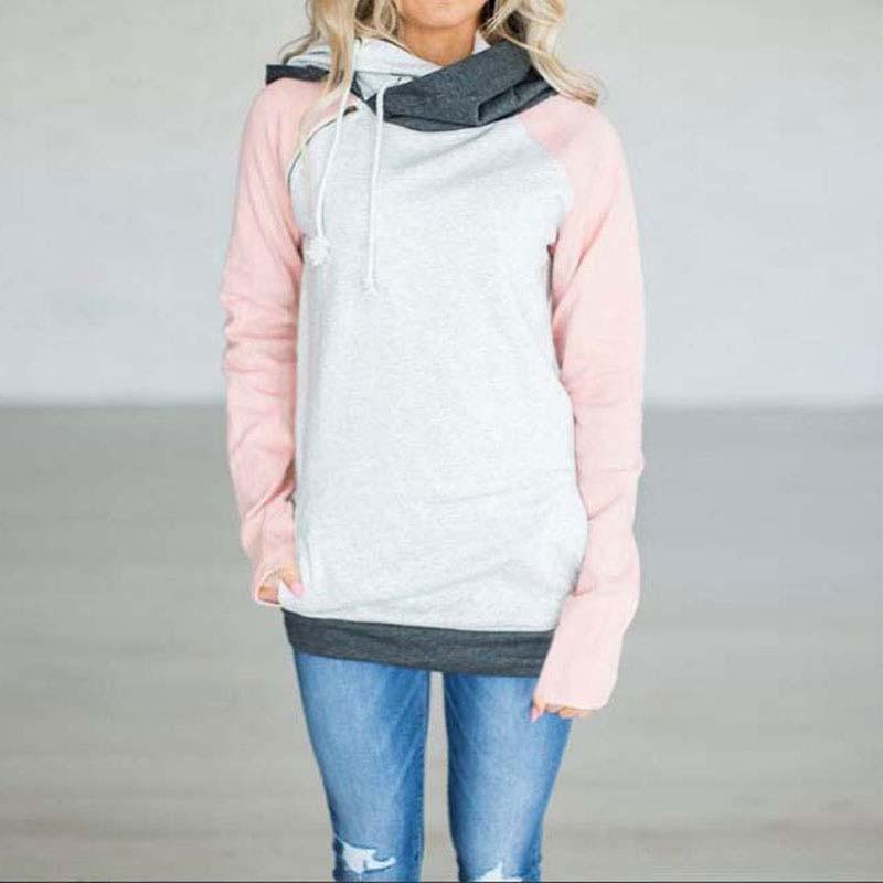 Women's Autumn Hoodie Sweatshirt 16