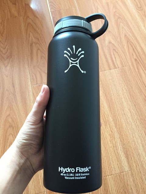 7ea837c756 Hydro Flask Bottle Insulated Stainless Steel Water Bottle Wide Mouth
