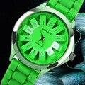 Новый Повседневная Смотреть Мужской Кварцевые часы мужчин, женщин Аналоговые наручные Часы Спортивные Часы Силиконовые часы