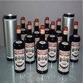 Многоразовые бутылки/движущиеся увеличивающие черные бутылки (10 бутылок, Pured <font><b>Liquid</b></font>) Волшебные трюки сценическая Мерцающая Иллюзия ментализма...
