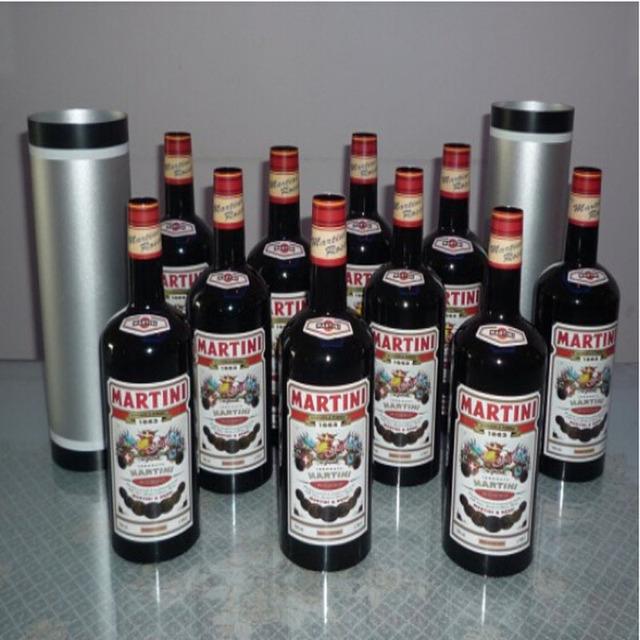 Botellas multiplicando/Mudanza, aumento negro Botellas (10 botellas, Pured Líquido)-Trucos de Magia, el Escenario, Truco, Mentalismo, ilusión