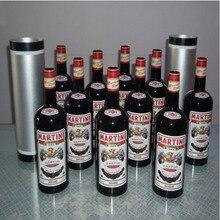 Размножающиеся бутылки/движущиеся увеличивающие черные бутылки (10 бутылок, Pured Liquid) Magic Tricks Stage Gimmick Иллюзия ментализма Magia