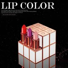 O.TWO.O Limited Edition Moisturizing Matte Lipsticks 21 Colors Velvet