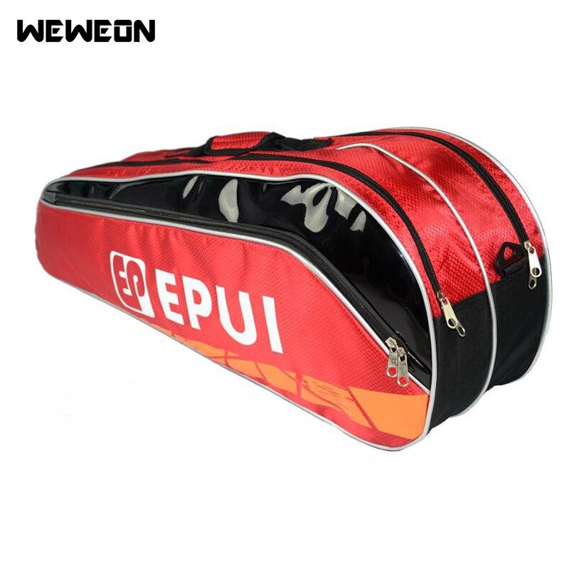 New Professional Badminton Bags Gym Sports Bag Tennis Racket Bag