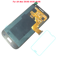 FIX2SAILING New Super AMOLED LCD Display 100 Tested Touch Screen Assembly For Samsung Galaxy S4 Mini