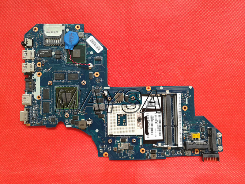 Original 698399-001 Motherboard Fit for HP PAVILION M6-1008TX  M6-10000 series Notebook PC mainboard HM77 7670M/,  100% working Original 698399-001 Motherboard Fit for HP PAVILION M6-1008TX  M6-10000 series Notebook PC mainboard HM77 7670M/,  100% working
