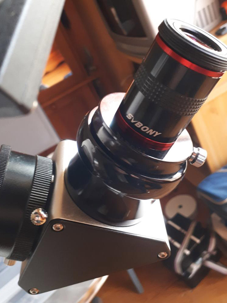 SVBONY Telescope Eyepiece Monocular FMC 20mm 68-Degree Ultra-Wide-Angle 6mm 15m 9mm