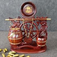 Китайский палисандр Художественный набор для художественных свадебных подарков живопись, каллиграфия традиционный подарок