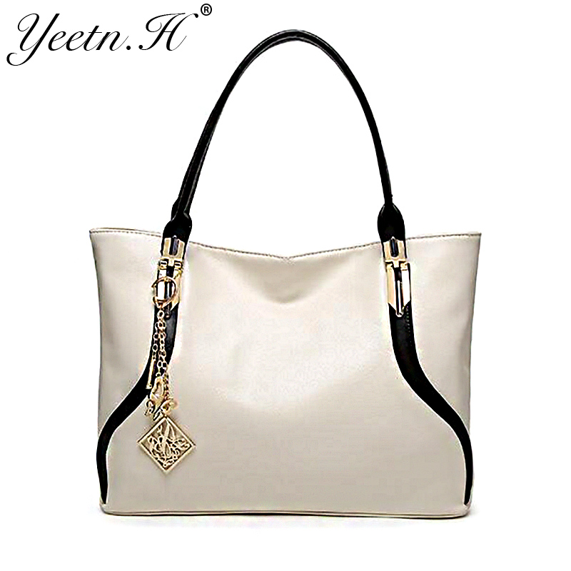 Yeetn.H Top-handle bags Leather luxury handbags women bags designer tote bag high quality shoulder Crossbody bag SAC A MAIN high quality pu leather sac a main women tote boston handbags luxury designer vintage ladies s shoulder bags crossbody doctor