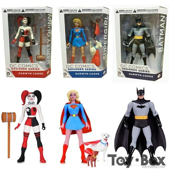 DC Comics diseñador serie Suicide Squad Batman Harley Quinn ...