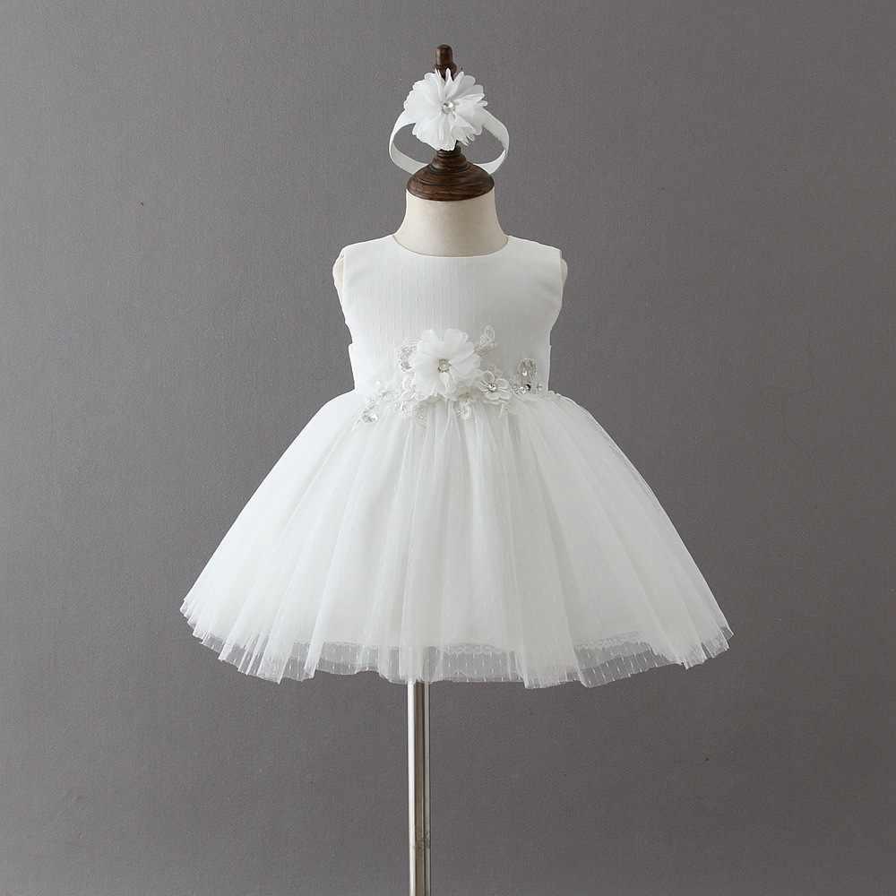 ebdb8f3acc4fd Detail Feedback Questions about Girls Wedding Dress White ...