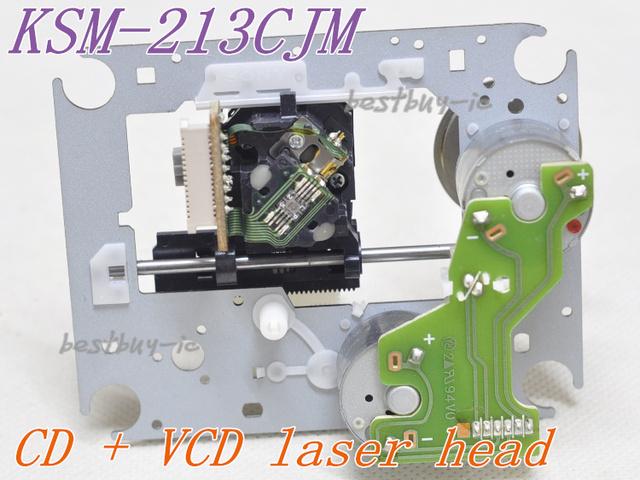 Nueva KSM213CJM KSS-213 KSS-213C con mecanismo de KSM-213CJM lente Láser Lector Óptico láser cabeza