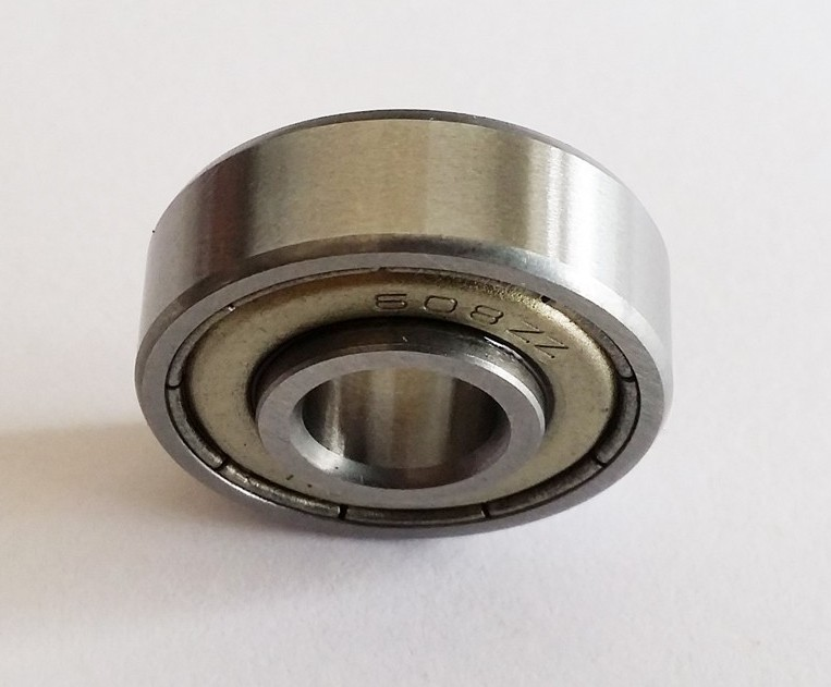 10pcs Free Shipping SUS440C environmental corrosion resistant stainless steel deep groove ball bearings S608ZZ 8*22*7 mm