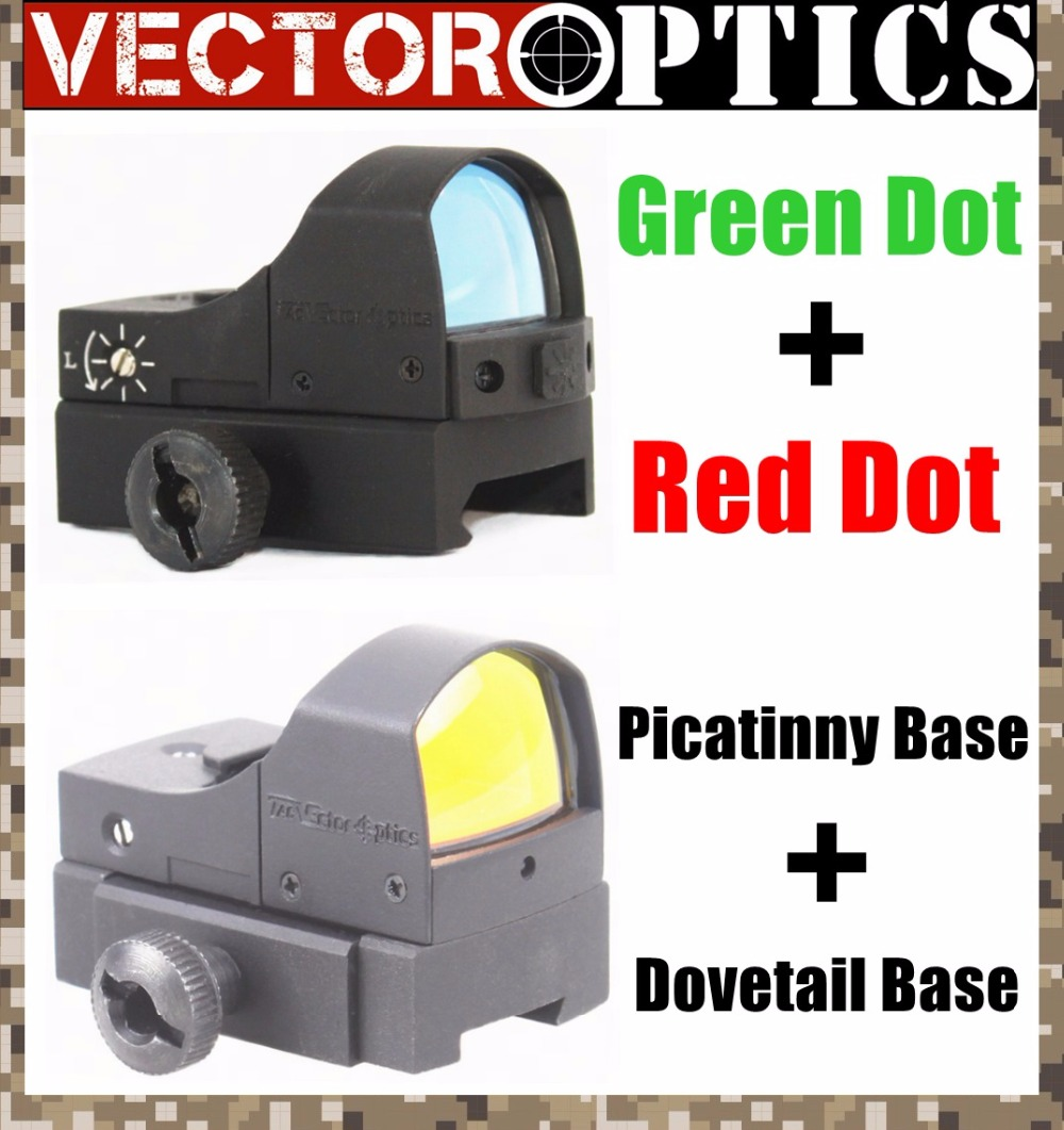 Vector Optics Sphinx 1x22 Mini Micro Red Dot Green Dot Sight with 11mm Dovetail and 21mm Picatinny Weaver Mount Combo 2in1 vector optics sphinx 1x22 mini reflex compact green dot sight scope very light with 20mm weaver mount base