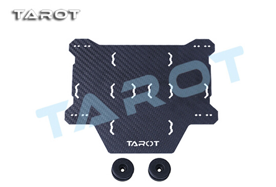 Tarot X Series hanging battery plate TL8X017 Tarot RC Multicopter Spare Parts FreeTrack Shipping tarot 450 parts 3800kv 3 5mm brushless motor tl450m rc helicopter parts tarot 450 spare parts freetrack shipping