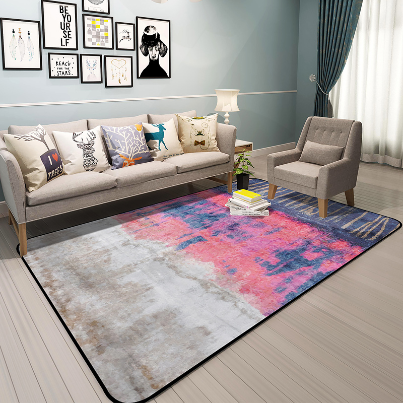 Carpets & Rugs Carpet Zeegle Chenille Large Carpets For Living Room Coffee Table Floor Mat Anti-slip Floor Mats Bedroom Bedside Rugs Bathroom Bath Mat Complete Range Of Articles
