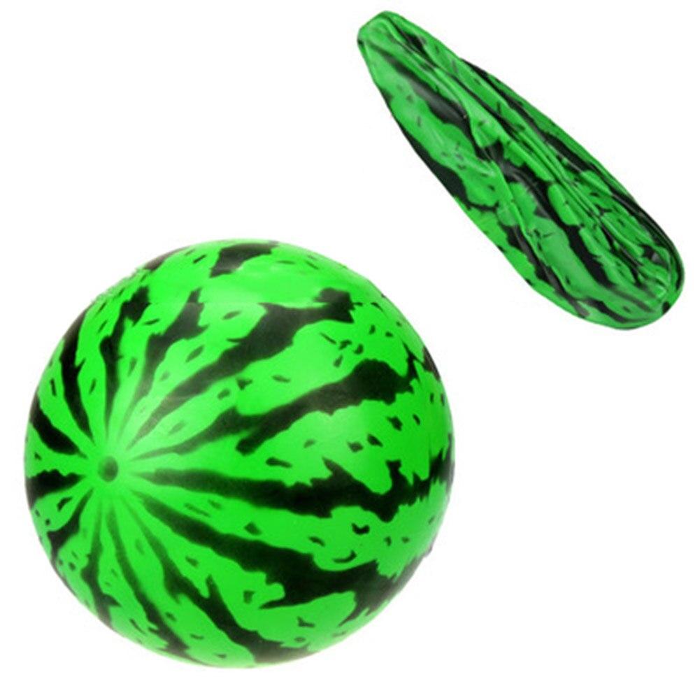 Новый детский надувной мяч игрушка 14 см Пластик шар арбуз мяч ПВХ ребенок подарки Пуппе Boneca Muneca Juguetes ...