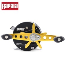 Rapala Brand X FORCE 3BB 5.3:1 Drum Fishing Reel with Magnetic and Centrifugal Double Brakes Trolling Baitcasting Reel 345g