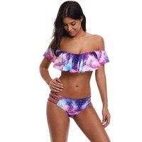 2018 Sexy Bandeau Bikinis Women Swimsuit Brazilian Bikini Set Beach Bathing Suit Push Up Swimwear Hot Biquini Swim Wear
