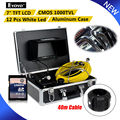 "Free shipping!40M Sewer Waterproof Camera 7"" LCD Drain Pipe Pipeline Inspection System With DVR"