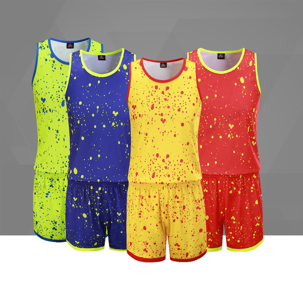Adsmoney Fast Speed tracksuits Dot Pattern Track and Field games sets Men sports Running suits Women athletic garment