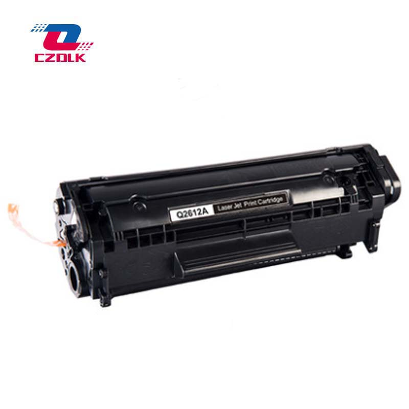New compatible Q2612A q2612 2612a 12a 2612 Toner Cartridge for HP <font><b>LaserJet</b></font> LJ <font><b>1010</b></font> <font><b>1020</b></font> <font><b>1015</b></font> <font><b>1012</b></font> 3015 3020 3030 3050 image