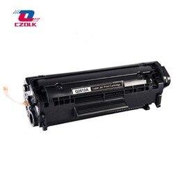 Novo compatível q2612a q2612 2612a 12a 2612 cartucho de toner para hp laserjet lj 1010 1020 1015 1012 3015 3020 3030 3050