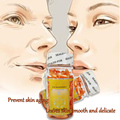 Vitamina e acidez con caracol anti arrugas y la bolsa de los ojos esencia hidratante de aloe vera cápsulas 90 unids