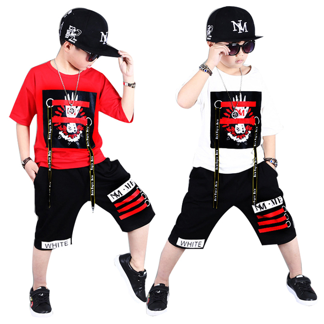 Mega Sale #b240 - Kid Sport Suits Teenage Summer Boys Clothes Set Short  Sleeve T Shirt & Pants Casual 8 9 10 12 14 Years Boutique Kids Clothing    Cicig.co