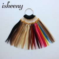 Isheeny Remy Hair Color Rings 33 Colors Available 100 Real Human Hair With Mix Color Chart