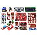 Kit Avançado para Arduino Starters Kit Crowtail Elecrow DIY Fabricante de Ventiladores Com Guia Do Usuário Caixa Reatail Grátis DHL