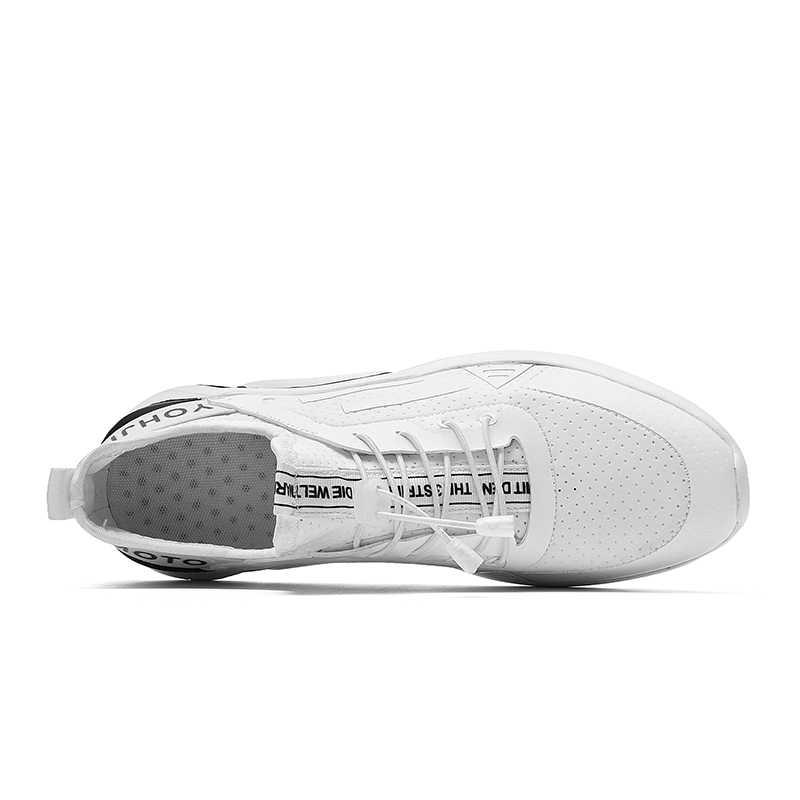 Летние дышащие Для мужчин обувь свет Повседневное мужские кроссовки 9908 открытый жесткий-носить модные кроссовки Удобная мужская обувь для взрослых