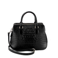 Genuine Leather Handbag Women Leather Handbags Briefcases Women S Tablet PC Bag Double Deck Main Bags