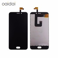 100 Tested For Umi Plus E LCD Display Touch Screen Mobile Phone Lcds Digitizer Assembly Replacement