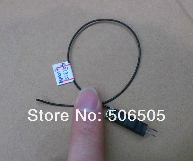 UHF kablosuz mikrofon Fm verici modülü kablosuz kablosuz AV alıcısı vericisi