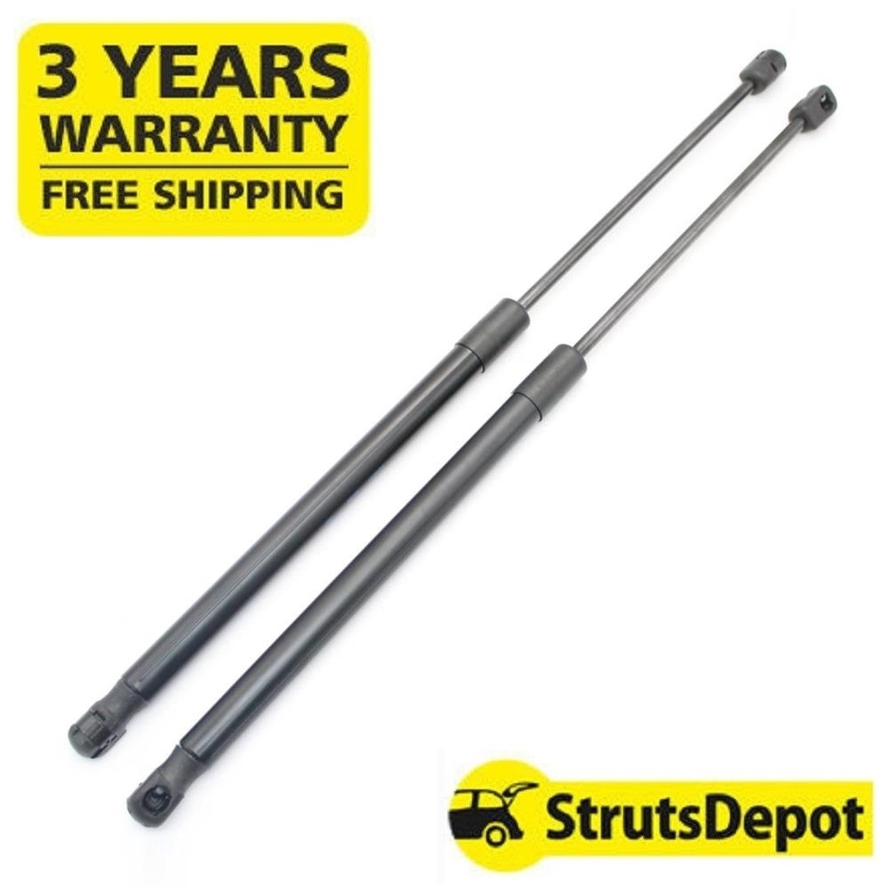 2Pcs For VW Touareg 2003 2004 2005 2006 2007 2008 2009 2010 With Tool And Gift Bonnet Strut Gas Spring Hood Shock