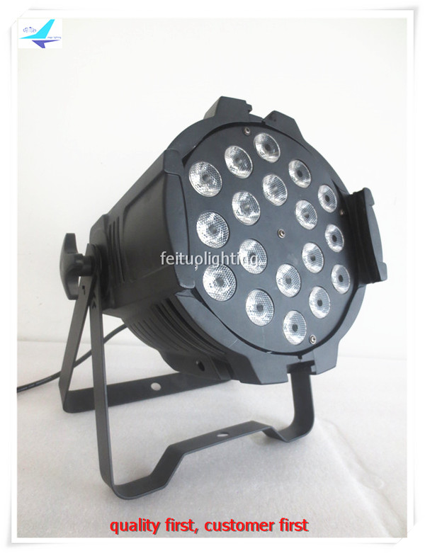 free shipping 8pcs/lot Stage DJ Par 64 Lighting 18x10w LED RGBW 5in1 Par Can Light Lumiere Wash Strobe Pulse Disco Club Party free shipping 8pcs lot led stage par light rgbw 4 color in 1 18x10w dj disco par 64 can lighting dmx 512 wash lights o