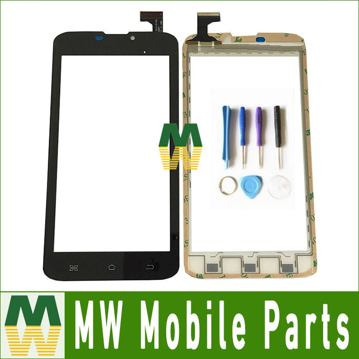 1PC / Lot High Quality 6inch For Etuline Hybrid S6022 Touch Glass Digitizer Touch Screen Black & White Color with tools