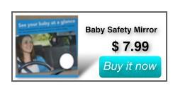 Baby Safety Mirror