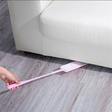 1 Pcs High Quality Removable Household Long Handle Cleaning Brush Flexible Blinds Slat Dust Brushes Free Shipping