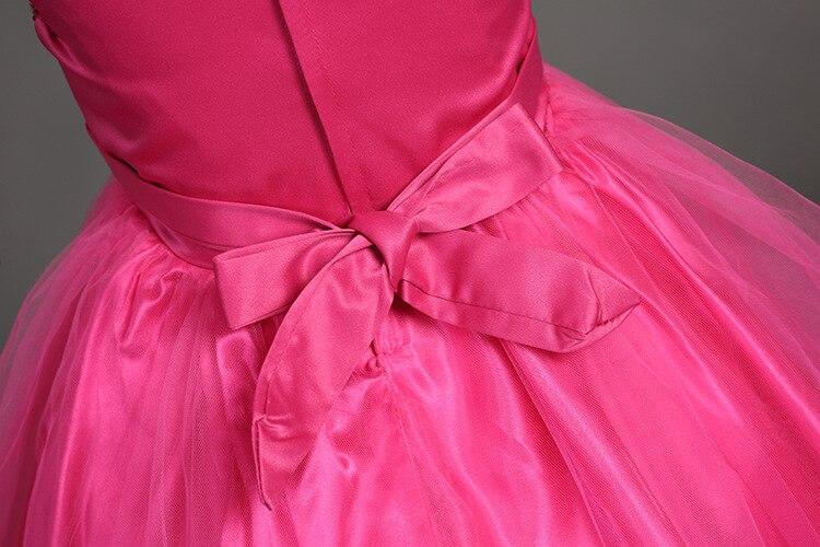 Модное платье для девочек Свадебная вечеринка Минни трикотажные партия детская зимняя Обувь для девочек детская одежда Weedding Платья для жен...