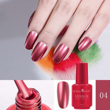 2019 Fashion Mirror Nail Polish Plating Silver Paste Metal Color Stainless Steel for Art  #20.15