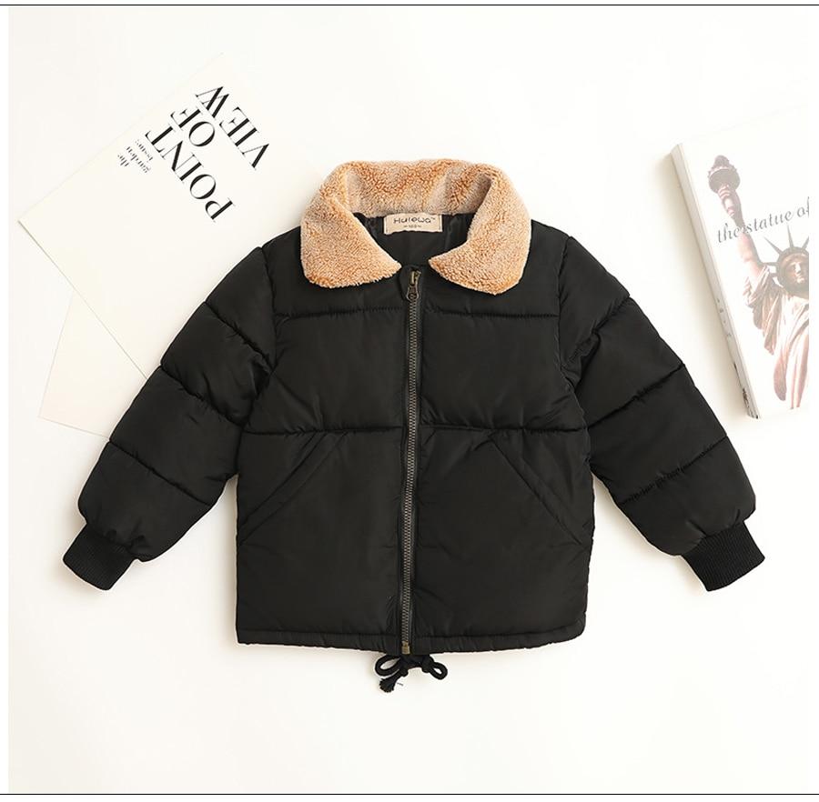 40e1277f0 A15 2019 Boys Winter Coats Toddler Clothes Parks Size 4 6 8 ...