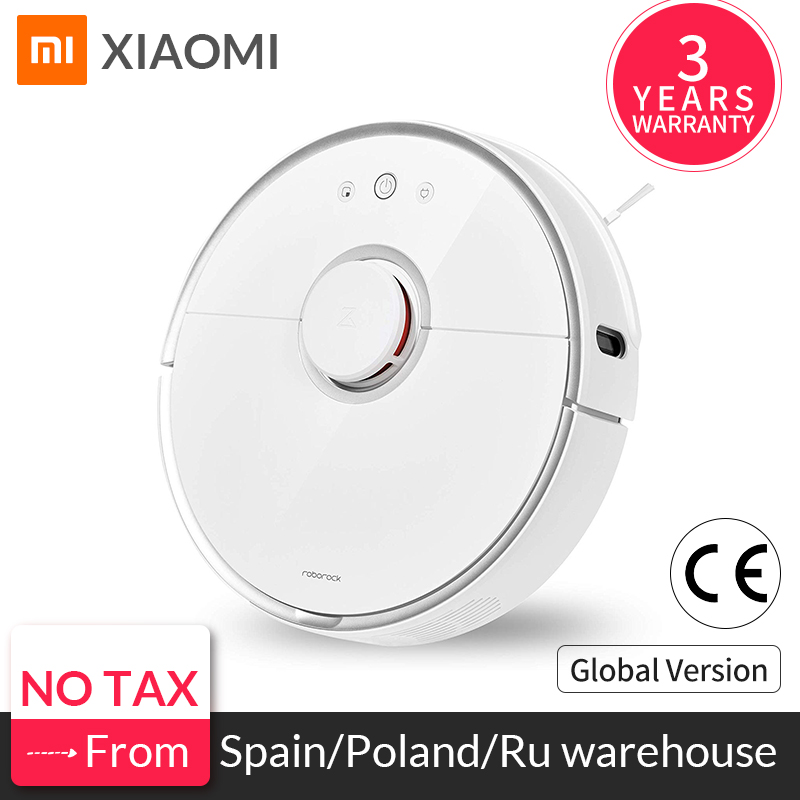 Roborock s50 s55 Robot Xiaomi Vacuum Cleaner 2 for Home Mi Smart Cleaning Dust Automatic Sweeping