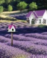 Purple lavender backgrounds fabric scenery photography backdrops for photo studio photographic background camera fotografia